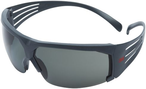 3M SecureFit 600 besk.brille grå pol. (SF611AS)