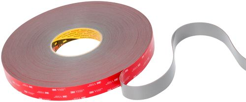 3M VHB db.klæb tape GPH-060GF 25mm×33m (GPH06025)