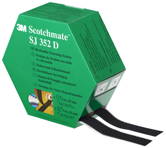 3M Scotchmate sort 25mm×5m (SJ352D)