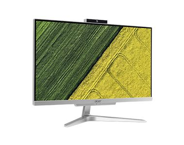 "ACER ALL-IN-ONE PÖYTÄKONE 23.8"" FULL HD/AMD A9-9425/ 256SSD/ 8GB (DQ.BBKEQ.003)"