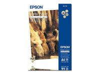 EPSON S041256 Matte heavyweight paper inkjet 167g/m2 A4 50 sheets 1-pack one-sided (C13S041256)