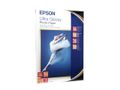 EPSON Ultra glossy photo paper inkjet 300g/m2 A4 15 sheets 1-pack