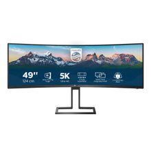 "PHILIPS 498P9 48.8"" Curved Monitor (498P9/ 00) (498P9/00)"
