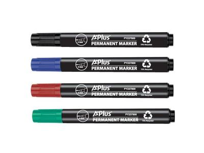 A+ Marker A PLUS eco rund 1-3mm 4/PK (PY237800BASST)