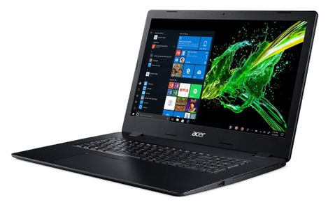 ACER Aspire 3 A317-51K-31JB i3-8130U 17.3inch HD+ LED 2x4GB DDR4 256GB SSD W10H (A) (NX.HEKED.006)