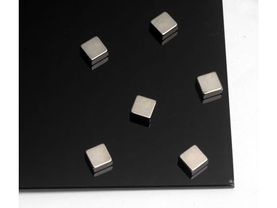 2X3 Magnet Super Strong 10x10x5mm 6/PK (AM150)