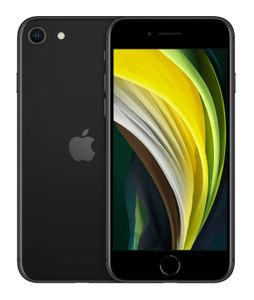 APPLE iPhone SE 64GB Svart (MX9R2QN/A)