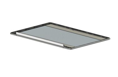 HP LCD BACK COVER MNS (L91530-001)
