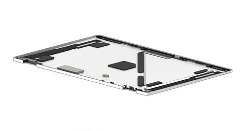 HP LCD BACK COVER W ANTENNA (M00305-001)