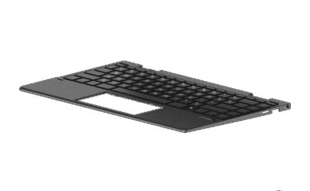HP TOP COVER NFB W KB BL NFB GR (L94518-041)