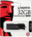 KINGSTON DataTraveler 104 USB nøgle - 32 GB – USB 2.0  ** Specialpris - normalpris kr. 45,00 **