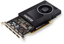LENOVO ThinkStation nVidia Quadro P2200 5GB Graphics Card