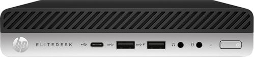 HP EliteDesk 800 G4 i5-8500T 8GB 256GB 	Intel UHD 630 W10P (inc 3Y OS Warranty) (4QC34EA#UUW)