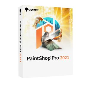 COREL PaintShop Pro 2021 Corporate Edition License Single User (LCPSP2021ML0)