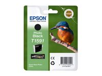 EPSON Photo Black Ink Cartridg (T1591 )  (C13T15914010)