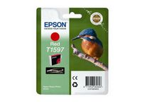 EPSON Red Ink Cartridge (T1595 )  (C13T15974010)