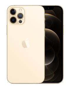 APPLE iPhone 12 Pro 256GB Gull Smarttelefon,  6,1'' Super Retina XDR-skjerm,  12+12+12MP kamera, IP68, 5G (MGMR3QN/A)