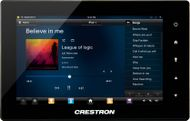 "Crestron 5"" Touch Screen, Black Smooth (TSW-550-B-S)"