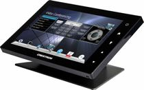 Crestron TableTop Kit for TSW-750 & TSW-752, Black Smooth