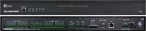 Crestron 3-Series Control System® (CP3)