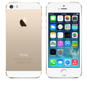 APPLE iPhone 5s 16GB Gold (ME434KN/A)