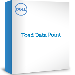 DELL TOAD DATA POINT BASE EDITION PER NAMED USER LICENSE/ 12 MONTHS MAINT (PNA-TOD-PB)