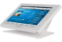 Crestron TableTop Kit for TSW-750 & TSW-752, White Smooth