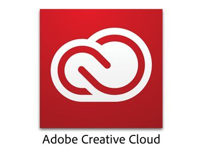 ADOBE ADOBE CC Complete - New Subscription - CS3+ promo - Multi European Language (65206809BA02A12)
