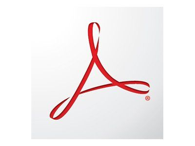 ADOBE Acrobat Pro CC - Renewal - English (65233372BA01A12)