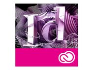 ADOBE InDesign CC - Partner Price Lock - VIP-G - CS3 Migration seat - Win, Mac - Multi European Languages - Renewal (65227461BC01A12)