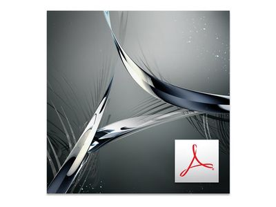 ADOBE Acrobat Pro CC - Renewal - Multi European Languages (65233370BA01A12)