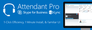 Attendant Pro for Skype for Business without support (OBS! Valuta!)