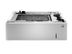 HP Color LaserJet 550-arks skuff for medier