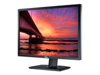 DELL TFT U2412M 24IN 16:10 IPS 1920X1080 USB VGA DVI DP BLACK   IN MNTR