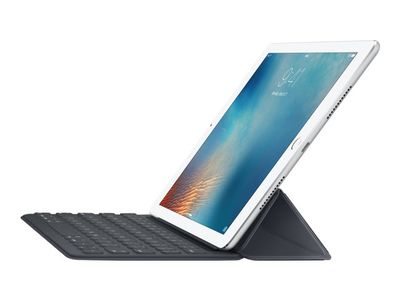 "APPLE iPad Pro 12.9"" Smart Keyboard Smart connect. For iPad Pro 12.9"" . Norsk layout (MNKT2H/A)"