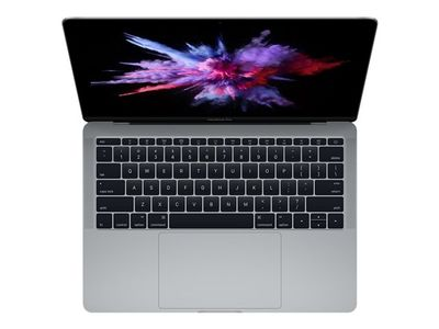 "APPLE MacBook Pro 13"" Silver uten Touch Bar (MLUQ2H/A)"