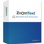 AI Squared ZoomText Magnifier/ Reader (020472)