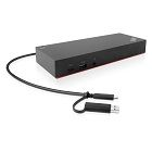 LENOVO THINKPAD HYBRID USB-C WITH USB-A DOCK- EU ACCS