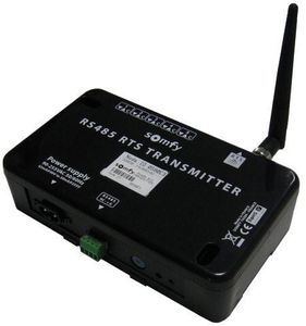 Crestron RS485 Transmitter (CI-SOMFY-RTS)