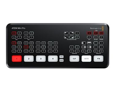 BLACKMAGIC Blackmagic Design ATEM Mini Pro (1048168)