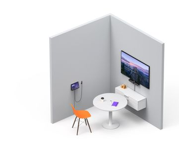 LOGITECH Room Solution for Teams -Small (TAPMSTSMALL/2)