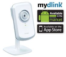 D-LINK DCS-930L Wireless Network Camera mydlink (DCS-930L/E)