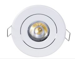 Perfection 8W LED WIFI Matt hvit