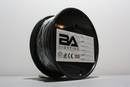 BA RK  4mm² sort (50m)