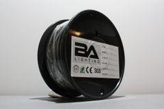 BA RK  16mm² sort (50m)