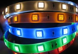 Malmbergs LED-strip kit 14,4W RGB, IP44, 2m
