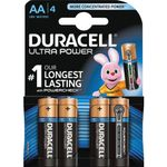 DURACELL Ultra Power AA 4pk