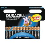 DURACELL Ultra Power AAA 12pk