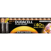 DURACELL Plus Power AA 24pk