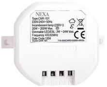 NEXA Wireless Mottaker Dimmer For Led CMR-101
